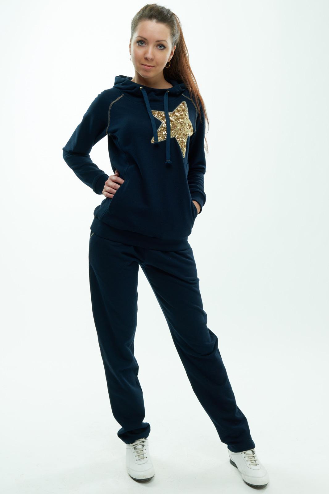 Спортивный костюм женский болоневый