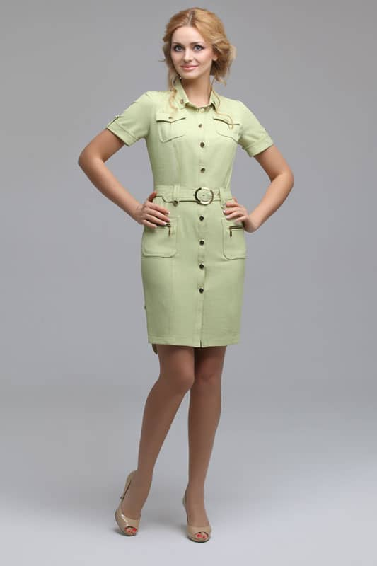 Белорусский трикотаж платья - Одежда Всем - интернет-магазин