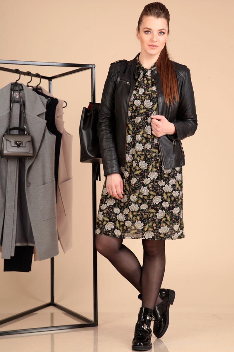 Платья свободного покроя осень зима