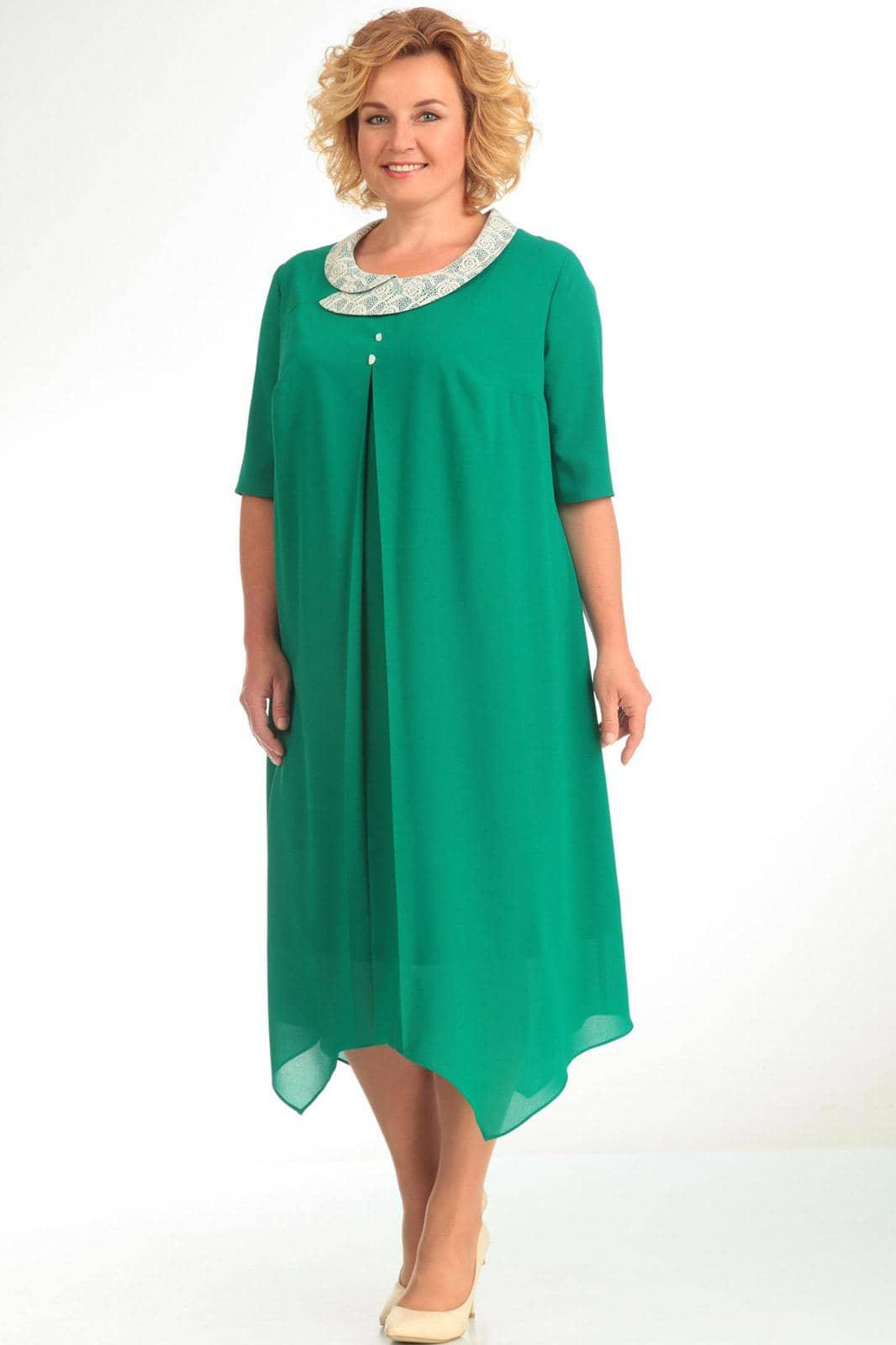 Праздничные платья больших размеров и цены