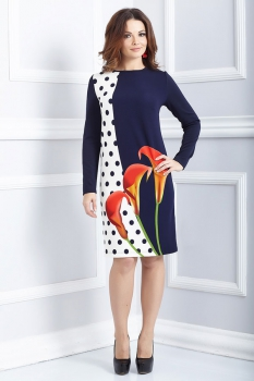 Платье Aquarel А4414