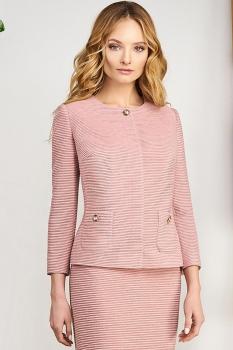 Жакет Bazalini 3046 Розовый