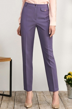 Брюки Bazalini 3063-2 Фиолетовый