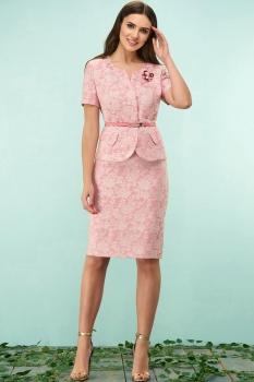Жакет Bazalini 3170 светло-розовый