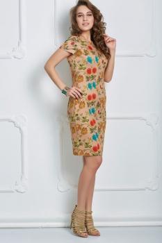 Платье Brandly B3697