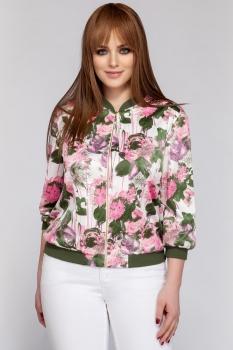 Куртка Dilanavip 1172 розовый