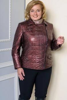 Куртка Diomel 539-1 бордо