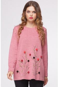 Кофта My Fashion House By Elma 3259-1 розовый