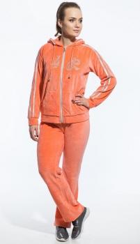Спортивный костюм For Rest 5491 персик