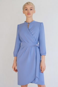 Платье ЮРС 18-814-1 незабудка