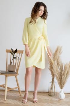 Платье ЮРС 18-814-2 солнечный