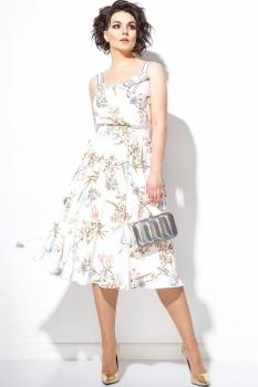 Платье JeRusi 1851 молочный