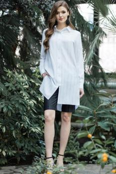 Блузка Juanta 2525 белый