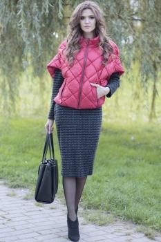 Куртка Juanta 5063-1 красный