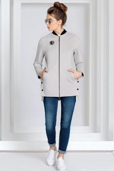 Куртка Kaloris 1399 серый