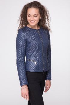 Куртка Lady Three Stars 1724 темно-синий