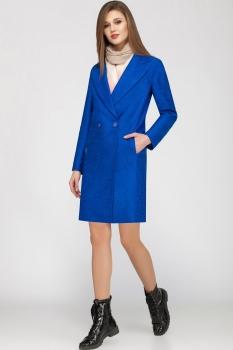 Пальто LaKona 1070-2 синий
