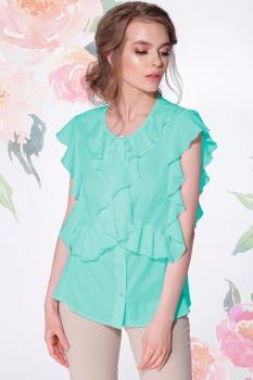 Блузка LeNata 11882-2 мята