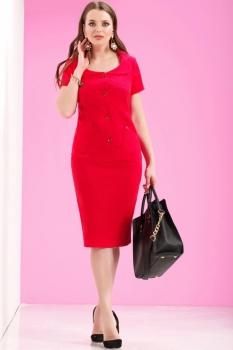 Комплект Lissana 3046-1 красный