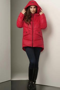 Куртка Lissana 3234 красный