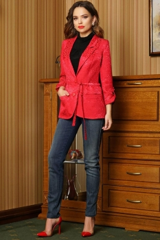 Жакет Lissana 3352 красный