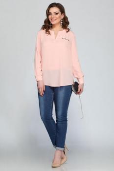 Блузка Matini 41061 персик