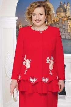 Жакет Ninele 5609-1 красный