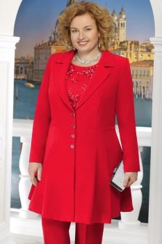 Жакет Ninele 5611-1 красный