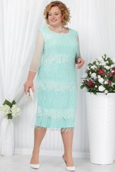 Платье Ninele 5622-2 светло-зеленый