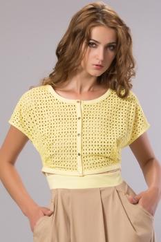 Жакет Noche Mio 3.800 Желтый
