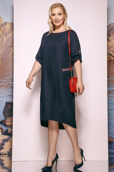 Платье Prestige 3360 синий
