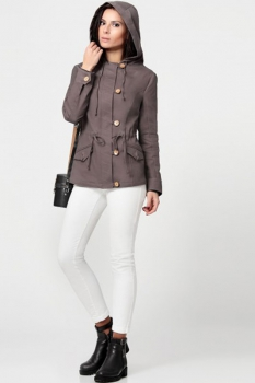 Женская одежда больших размеров куртки доставка