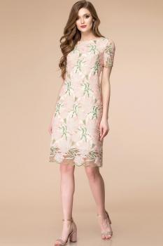 Платье Romanovich 1-1644 беж