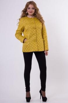 Куртка Tricotex Style 1507-3 желтые тона