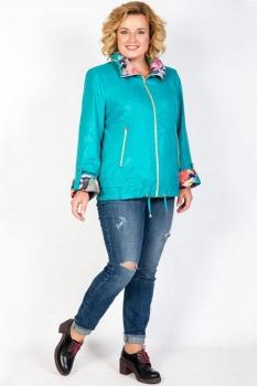 Куртка Tricotex Style 1547-6 морская волна