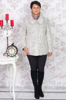 Куртка Tricotex Style 1556 белые тона