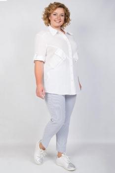 Костюм Tricotex Style 1820 с белым