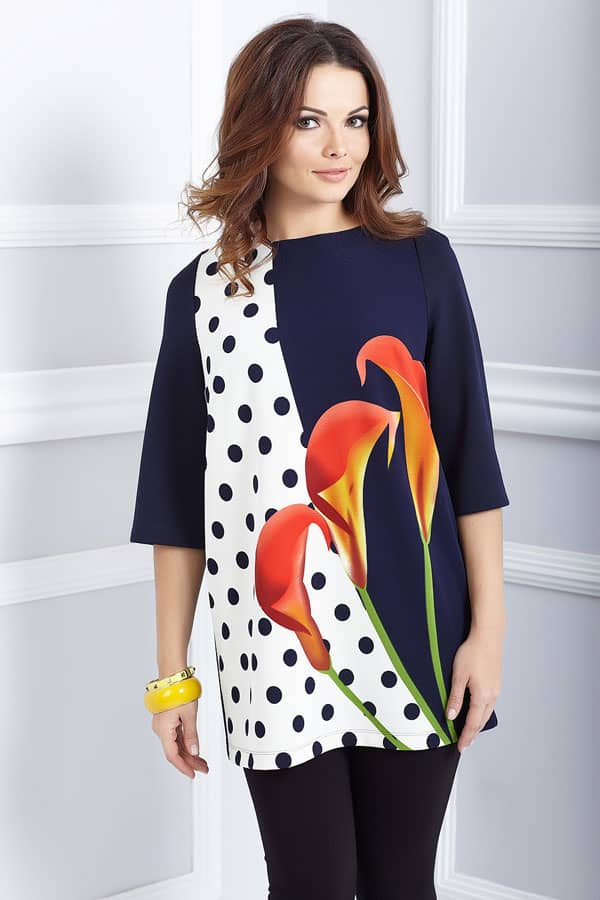 Блузка Aquarel A4415