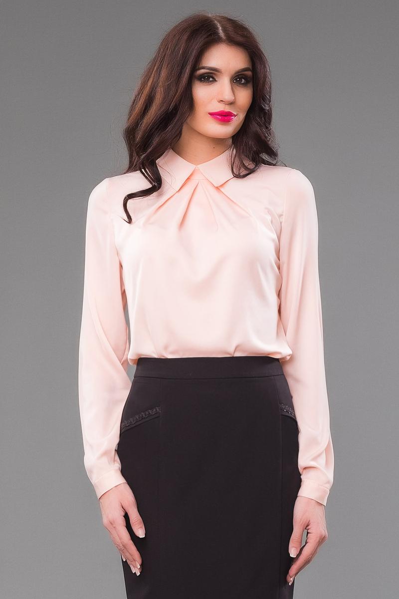 Фото элегантной женской блузы