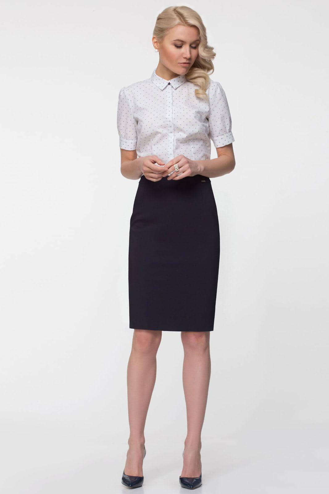 Купить блузки белые недорого