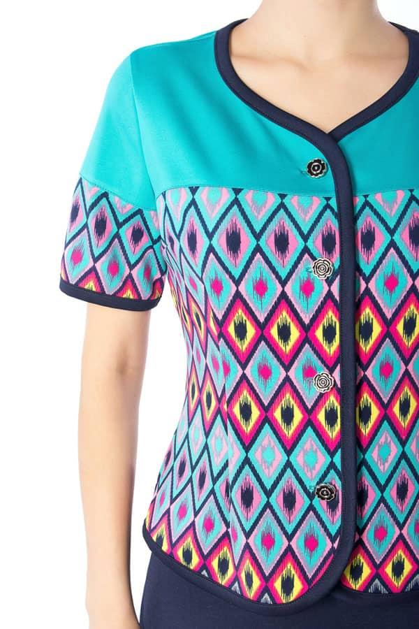 Блузка Wisell М3-2466