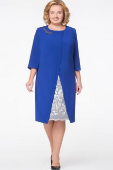 Платье Aira Style 515-2 Василек