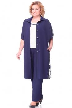 Костюм Aira Style 533 темно-синий