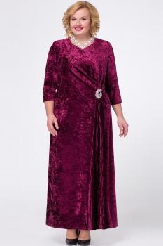 Платье Aira Style 586 Сливовый