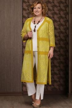 Костюм Aira Style 610-1 жёлтый