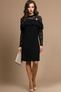 Платье Alani 622 Черный