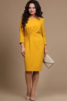 Платье Alani 628 Желтые тона