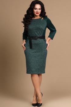 Платье Alani 634 Зеленый