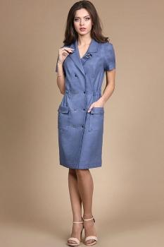 Платье Alani 720 синий