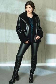 Куртка Anna Majewska 1052-1 черный.